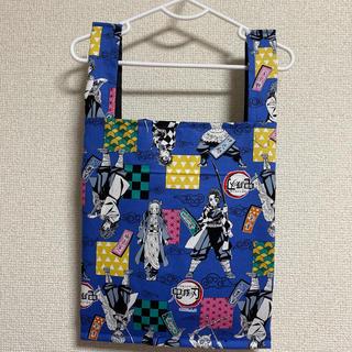 【お弁当用】レジ袋型 エコバック コンビニバック 裏地付き ハンドメイド