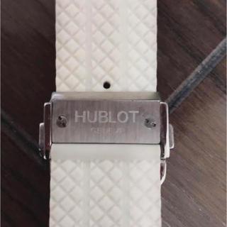 HUBLOT - 【HUBLOT🥳】ビックバン 44mm 301用純正 次郎ラバーベルト