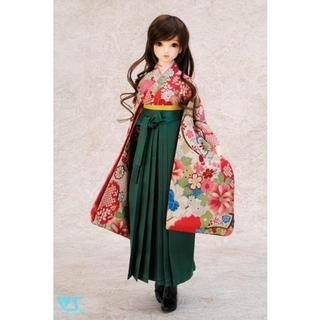 ボークス(VOLKS)の【未開封】SD・SD13サイズ 茜色モダン女学生セット(人形)