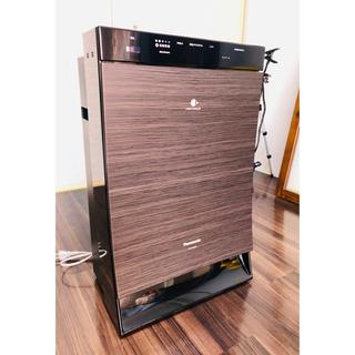 Panasonic - 加湿空気清浄機(木目調ダークブラウン)