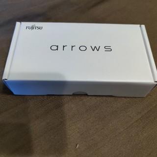 フジツウ(富士通)の富士通 arrows RX 新品未使用(スマートフォン本体)