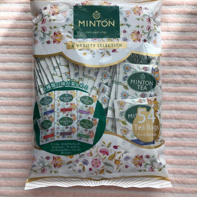 MINTON(ミントン)のミントンティー ミントン 紅茶 バラエティパック 54ティーバッグ 食品/飲料/酒の飲料(茶)の商品写真
