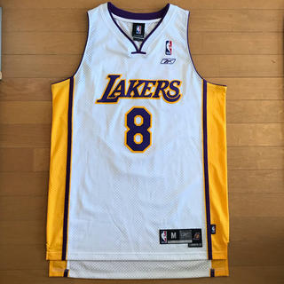 Reebok - NBA レイカーズ コービーブライアント  スウィングマンジャージ リーボック