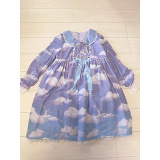 Angelic Pretty - Angelic Pretty misty sky ワンピース ロリィタ