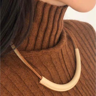 TODAYFUL - todayful / leather cord necklace