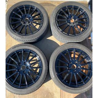 スバル(スバル)のSTI 17インチ レヴォーグ オプション ダンロップ ビューロ VEURO(タイヤ・ホイールセット)