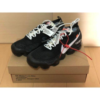 27 NIKE Off-White AIR VAPORMAX FLYKNIT