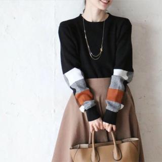 カワイイ(cawaii)のcawaii  ニットセーター新品 MLサイズ(ニット/セーター)