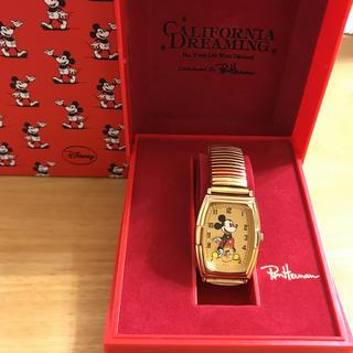 Ron Herman - Ron herman Mickey mouse 腕時計