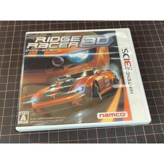 BANDAI NAMCO Entertainment - 3DS用ゲームソフト リッジレーサー