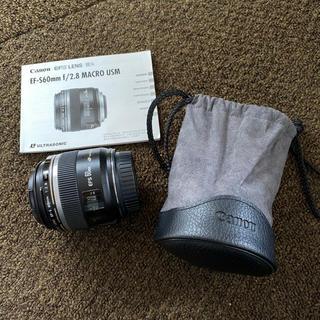 Canon - Canon EF-S60F2.8マクロUSM