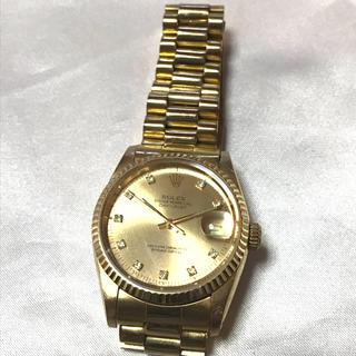 メンズ自動巻時計 ノベルティ品 横穴ブレス