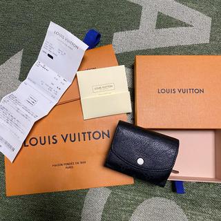 ルイヴィトン(LOUIS VUITTON)のヴィトン     マヒナ xs 財布(財布)