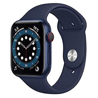 アップルウォッチ(Apple Watch)のApple Watch series6 44mm cellular(腕時計(デジタル))