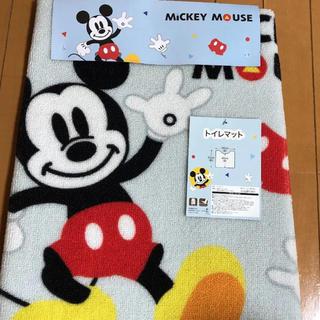 Disney - Mickeyトイレマット