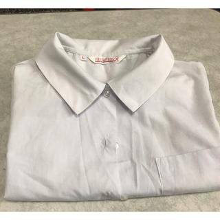 スクールシャツ 長袖(シャツ/ブラウス(長袖/七分))