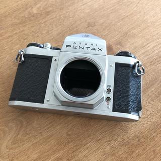ペンタックス(PENTAX)の古いカメラ(フィルムカメラ)