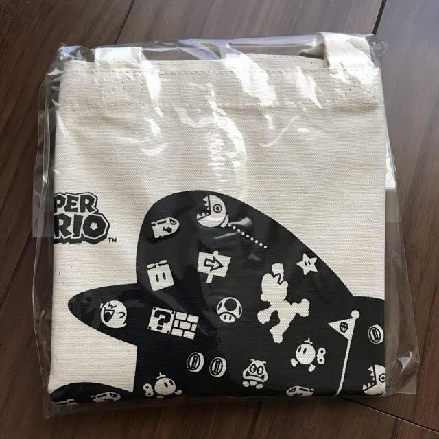 任天堂(ニンテンドウ)のトートバッグ マリオ エンタメ/ホビーのおもちゃ/ぬいぐるみ(キャラクターグッズ)の商品写真