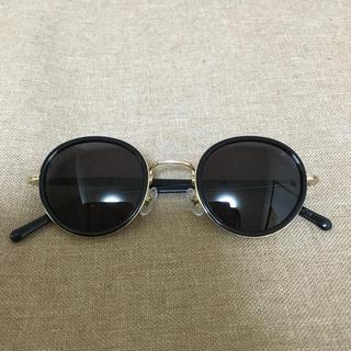 アヤメ(Ayame)のCLANE×ayameコラボサングラス。丸メガネ FOCUSシリーズ(サングラス/メガネ)