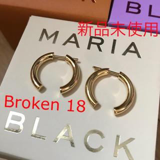 マリアブラック  broken18  ゴールド MARIABLACK