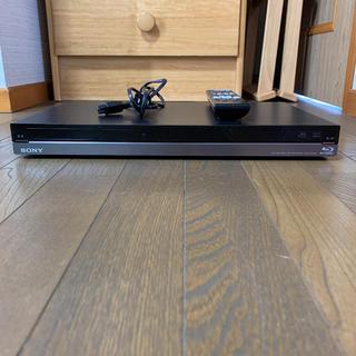 SONY - ソニー SONY  ブルーレイレコーダー 容量500GB