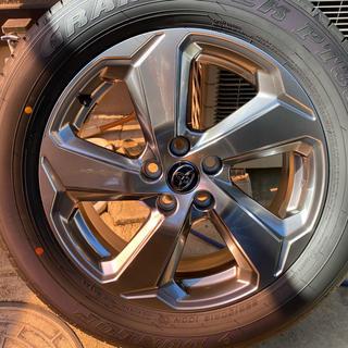 トヨタ - RAV4純正18インチホイール&タイヤ4本セット 新車外し