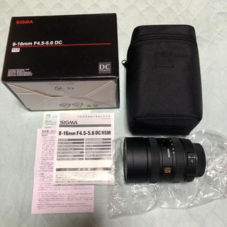 シグマ(SIGMA)のSIGMAレンズ Nikon用 広角レンズ (デジタル一眼)