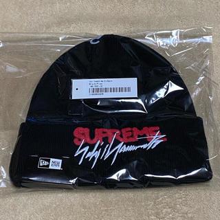 シュプリーム(Supreme)のSupreme®/Yohji Yamamoto® New Era® Beanie(ニット帽/ビーニー)