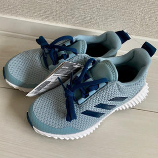 adidas - 新品 adidas スニーカー キッズ ジュニア 男の子 女の子 19cm