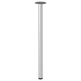 イケア(IKEA)のIKEA  テーブル脚 ADILS(オディリス) ホワイト(ダイニングテーブル)
