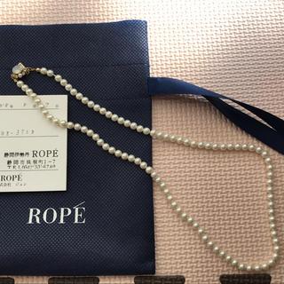 ROPE - ROPE ロペ パールネックレス
