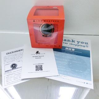 LAD WEATHER ラドウェザー 腕時計 高度計 美品(腕時計(デジタル))