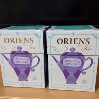 オーリエンス 紅茶 2箱 ダージリンスプレンダー