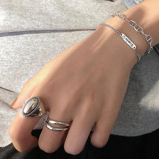 ALEXIA STAM - new #313 予約受付商品♡silver925 2点セットリング💍