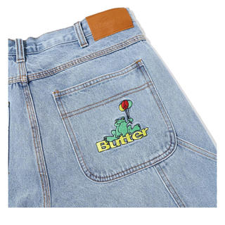 Supreme - Butter Goods (バターグッズ) FROG DENIM PANTS