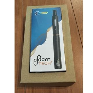 プルームテック(PloomTECH)の電子タバコ プルームテックプラス 黒(タバコグッズ)