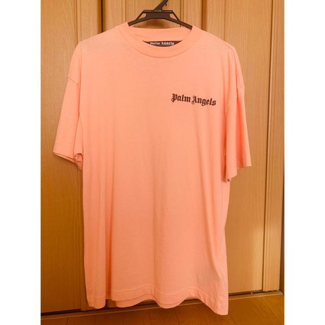 OFF-WHITE(オフホワイト)のpalmangels  Tシャツ メンズのトップス(Tシャツ/カットソー(半袖/袖なし))の商品写真