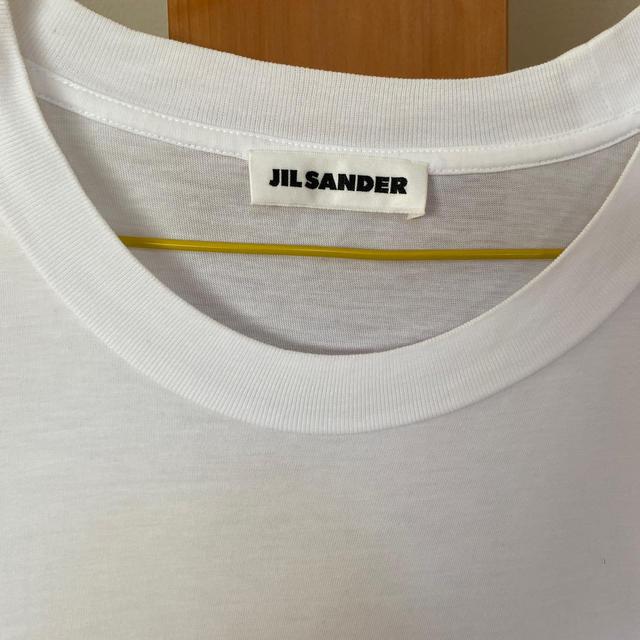 Jil Sander(ジルサンダー)のジルサンダー カットソー メンズのトップス(Tシャツ/カットソー(半袖/袖なし))の商品写真