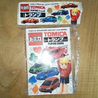 タカラトミー(Takara Tomy)のトミカトランプ(トランプ/UNO)
