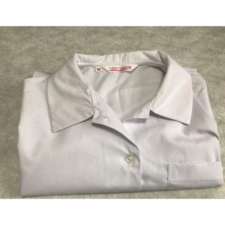 スクールシャツ 長袖 美品(シャツ/ブラウス(長袖/七分))