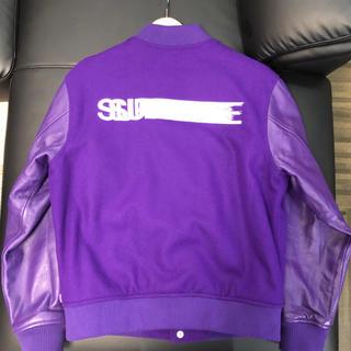 シュプリーム(Supreme)の確実正規品 supreme Motion Logo Varsity Jacket(スタジャン)