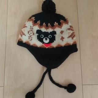 DOUBLE.B - ダブルBニット帽
