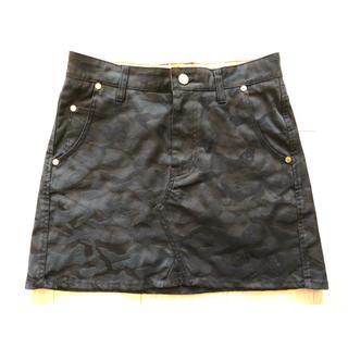 マークアンドロナ(MARK&LONA)の美品♡MARK&LONA ミニスカート(ウエア)