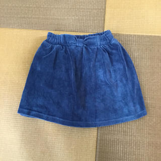 サンカンシオン(3can4on)の3can4on 女児 パンツタイプスカート 120(スカート)