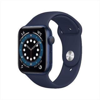 アップルウォッチ(Apple Watch)の【44mm / GPSモデル】Apple Watch Series 6(腕時計(デジタル))