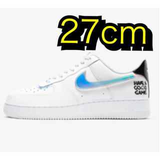 NIKE - エアフォース1 GOOD GAME 27cm air force 1 ナイキ