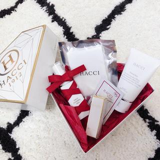 ハッチ(HACCI)のHACCI  ダイヤモンドboxセット(ボディクリーム)