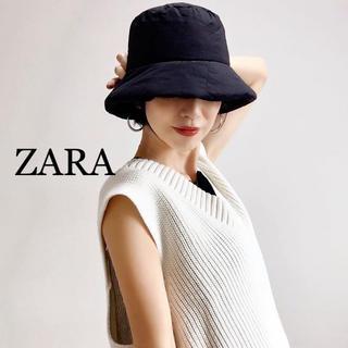 ZARA - ZARA♡バケットハット