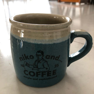 ニコアンド(niko and...)のniko ane… マグカップ(グラス/カップ)