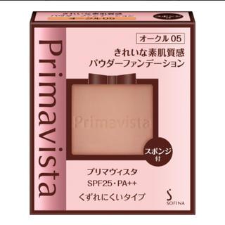 Primavista -  プリマヴィスタ きれいな素肌質感パウダーファンデーションオークル05